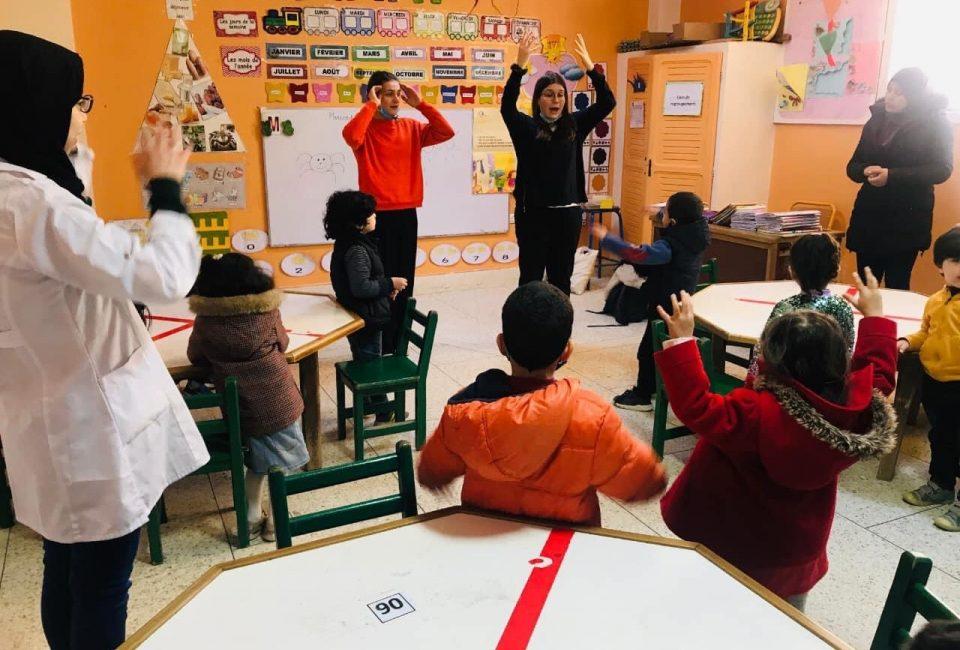 HEVINCI partenariat Maroc etudiantes 01