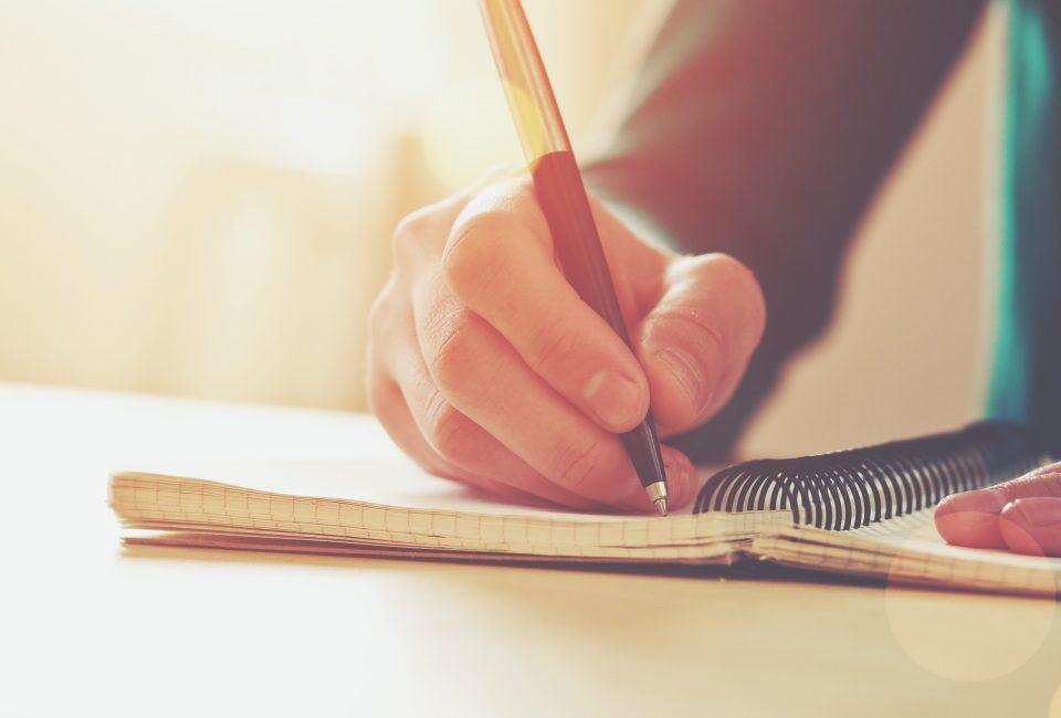 Réechanter l'écrit