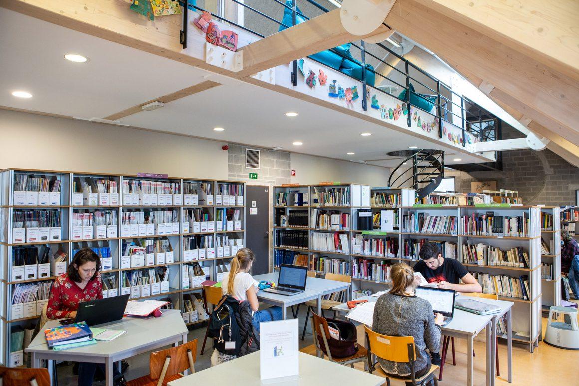 Lln bibliothèque