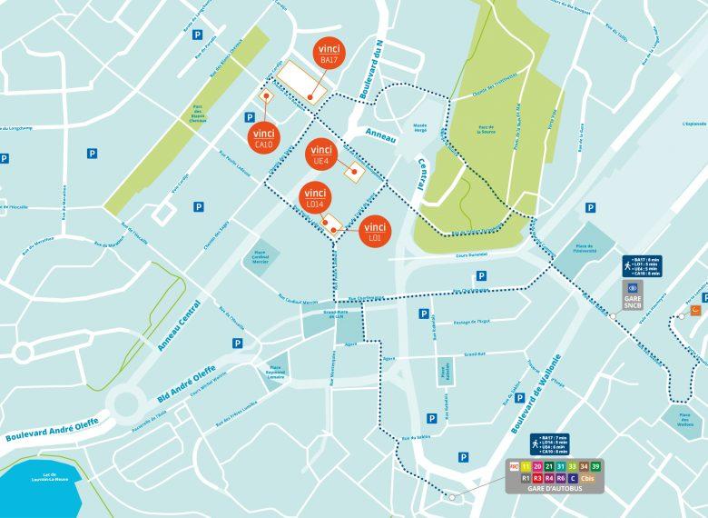 Plan-campus-louvain-la-neuve full