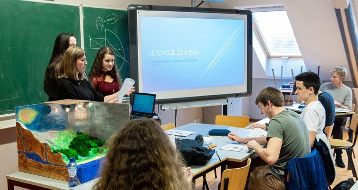 HEVINCI formation instituteur primaire