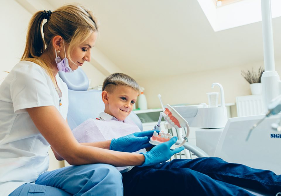 Hygieniste bucco dentaire