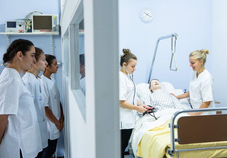 Infirmier-infirmiere